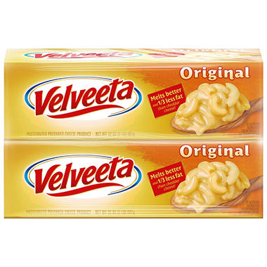 Velveeta� Cheese - 32 oz. - 2 ct.