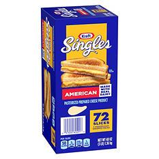 Kraft® Singles American - 48oz