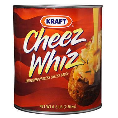 Kraft® Cheez Whiz® - 6.5 lb.