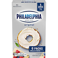 Kraft Philadelphia Cream Cheese (8 oz. pkg., 6 ct.)