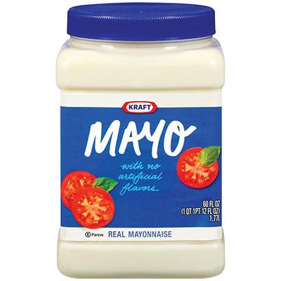 Kraft® Mayo Real Mayonnaise - 60 fl. oz.
