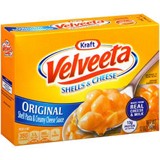 Kraft Velveeta Original Shells & Cheese (12 oz.)