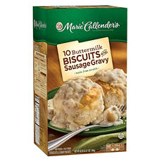 Marie Callender's Buttermilk Biscuits and Sausage Gravy (10 ct.)