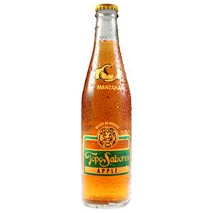 Topo Chico Apple - 24/ 11.5 oz. bottle