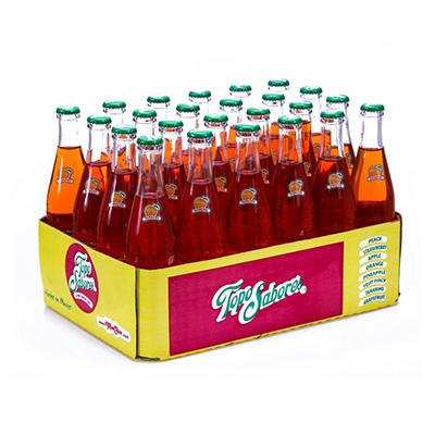 Topo Chico Peach - 24/ 11.5 oz. bottles