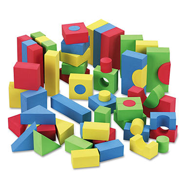 Chenille Kraft� Wonderfoam Blocks