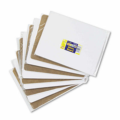 """Chenille Kraft - Student Dry-Erase Boards, 12"""" x 9"""", 10 Pack"""