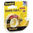 Scotch - 665 Double-Sided Office Tape in Hand Dispenser - 1 Roll
