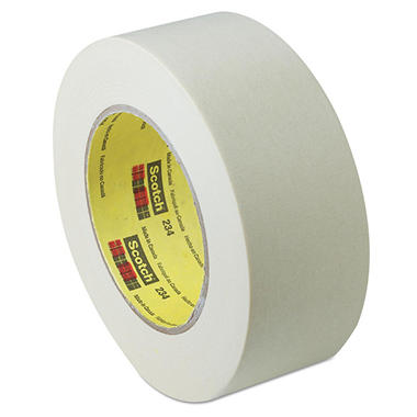 Scotch - 234 General Purpose Masking Tape, Various Sizes