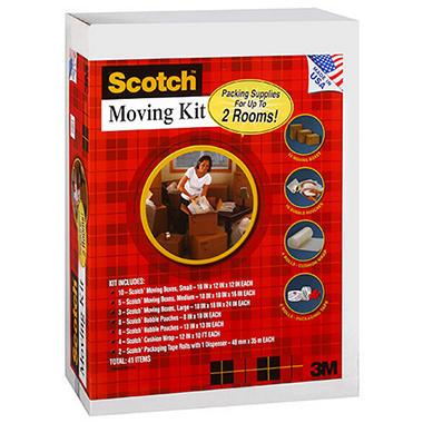 Scotch® Moving Kit - 41 pc.