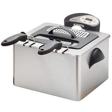 Aroma Programmable Digital Deep Fryer - 5 Qt.