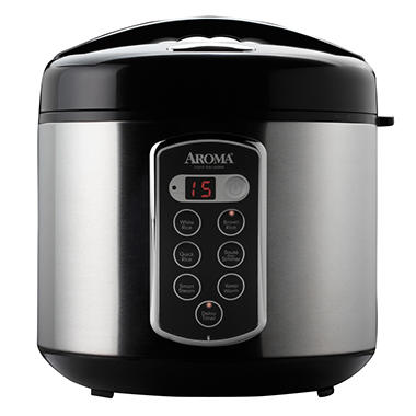 Aroma Professional 20-Cup Digital Rice Cooker - Sam's Club
