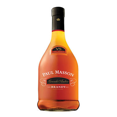 PAUL MASSON BRANDY GRANDE AMBER 750ML
