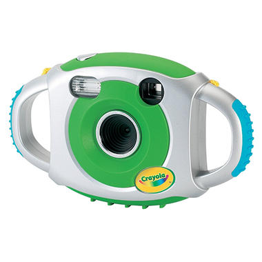 2.1 MP Crayola Digital  Camera