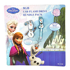 Disney Frozen Flash Drive Bundle - Olaf