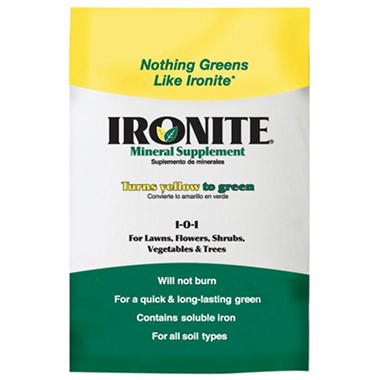 Ironite Mineral Supplement - 50 lbs.