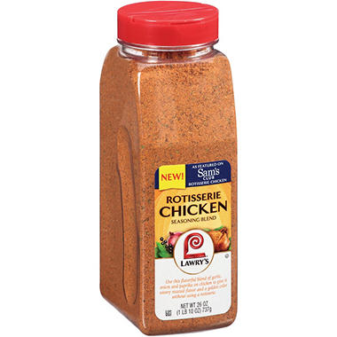 Lawry's Rotisserie Chicken Seasoning Blend - 26 oz.