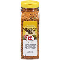Lawry's Perfect Blend Chicken & Poultry Rub (24.5 oz.)