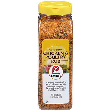 Lawry's Perfect Blend Seasoning and Rub (24.5 oz.)