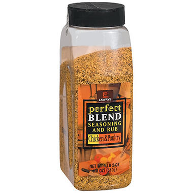 Lawry's® Perfect Blend™ Chicken & Poultry - 18 oz.