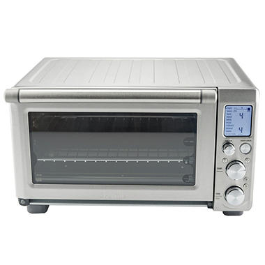Breville smart oven pro convection toaster oven sam 39 s club for Breville toaster oven