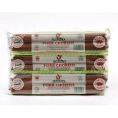 Supremo® Pork Chorizo (Original) - 3/12 oz