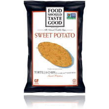 Food Should Taste Good Sweet Potato Chips (1.5 oz., 6 ct.)