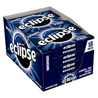 Eclipse Winterfrost Sugar-Free Gum (18 pc. pks., 8 ct.)