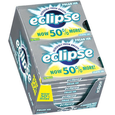 Eclipse Polar Ice - 8 ct.