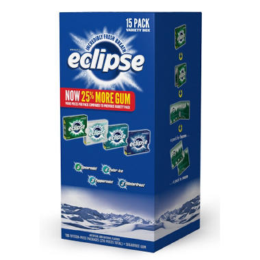 Eclipse Variety Pack - 15 ct.