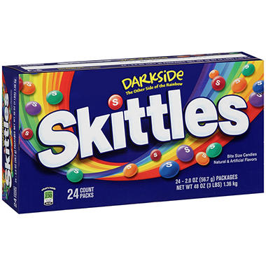 Skittles Darkside - 2 oz. - 24 ct.