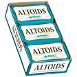 Altoids Wintergreen Mints - 1.76 oz. - 6 ct.