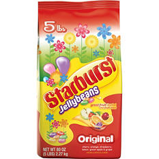 Starburst Jelly Beans - Original (5lbs)