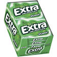 Extra Spearmint Gum - 15 piece pks. - 10 ct.