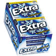 Extra® Winterfresh® Sugarfree Gum - 15 piece pks. - 10 ct.