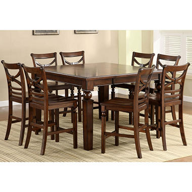 Hamilton Counter-Height Dining Set - 9 pc.
