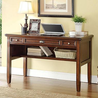 Providence - Computer Desk - Chestnut - 48