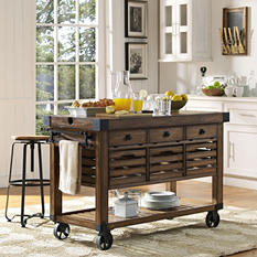 Kacy Kitchen Cart