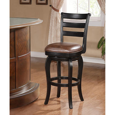 Montero Swivel Bar Stool - 29
