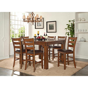 Ridgewood 7-Piece Counter Height Dining Set