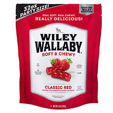 Wiley Wallaby Red Aussie Licorice (32 oz.)