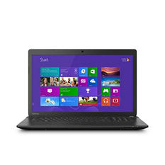 "Toshiba Satellite 17.3"" Laptop Computer, AMD Quad-Core A6-6310, 6GB Memory, 750GB Hard Drive"