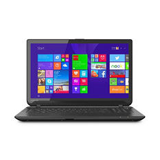 "Toshiba Satellite 15.6"" Touch-screen Notebook, Intel i3, 4GB Memory, 500GB Hard Drive, Optical Drive *FREE UPGRADE TO WINDOWS 10"