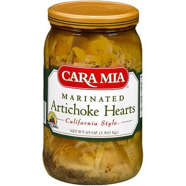 Cara Mia Marinated Artichoke Hearts - 62 oz. - Sam's Club