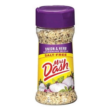 MRS DASH ONION HERB 7.5 OZ.