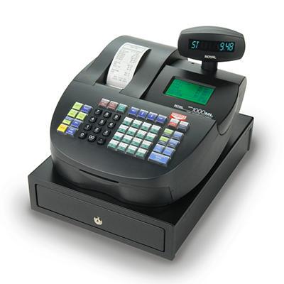 Royal 1000ML Cash Register