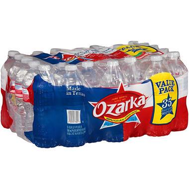 Ozarka 100% Natural Spring Water (16.9 oz. bottles, 35 pk.)
