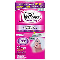 First Response™ Daily Digital Ovulation Test, 20 ct.