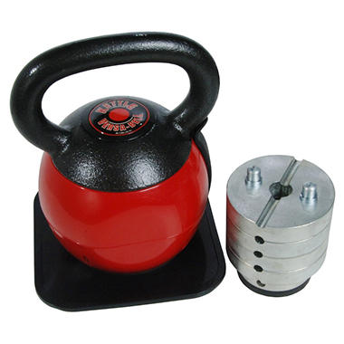 Stamina 36 lb. Adjustable Kettle Versa-Bell