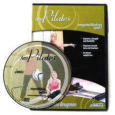 Stamina AeroPilates Level Three Integrated Workout with Marjolein Brugman